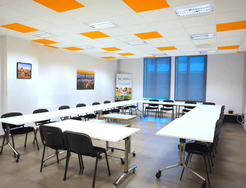Salle 4 coworking